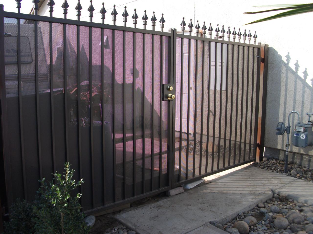 Tinos Fence Custom Gates